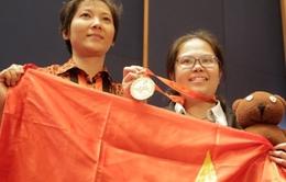 Nữ sinh Việt Nam đạt điểm cao nhất tại Olympic Hoá học 2014 say mê piano