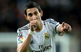 """Chuyển nhượng tối 3/8: Vì luật Công bằng tài chính, PSG """"nhường"""" Di Maria cho Man Utd"""