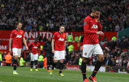 Man Utd: Van Persie vắng mặt trong trận khai màn Premier League