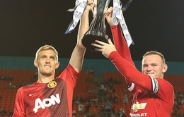 Ngược dòng ngoạn mục trước Liverpool, Man Utd vô địch Champions Cup 2014
