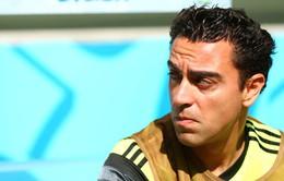 Xavi chính thức nói lời chia tay ĐTQG Tây Ban Nha