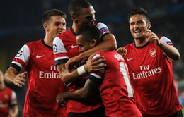 Play-off Champions League: Arsenal chạm trán Besiktas, Napoli gặp khó