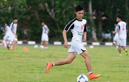 U19 Việt Nam: HLV Guillaume loại 4 cầu thủ trước trận gặp Singapore