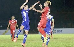 U19 Myanmar vào bán kết Giải U22 Đông Nam Á