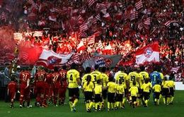 """23h00, Siêu cúp nước Đức, Bayern - Dortmund: """"Hùm xám"""" giương oai"""