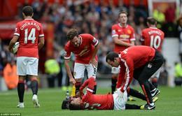 Chùm ảnh: Man Utd nếm trái đắng trong ngày khai màn Premier League