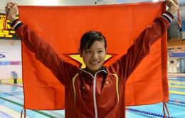 Ánh Viên đoạt HCV Olympic trẻ