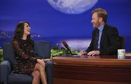TBS gia hạn hợp đồng với Conan O'Brien's tới năm 2015