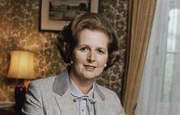 """""""Người đàn bà thép"""" Margaret Thatcher qua đời"""