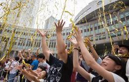 Nhật Bản đăng cai Olympic 2020: Rơi nước mắt mừng chiến thắng