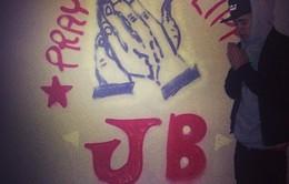 Justine Bieber đến Philippines để ủng hộ nạn nhân bão Haiyan
