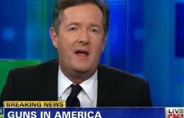 CNN hủy bỏ chương trình của Piers Morgan