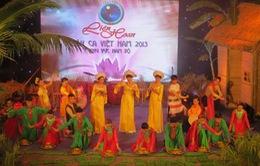 Hình ảnh đẹp từ Liên hoan Dân ca Việt Nam KV Nam Bộ