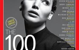 Jennifer Lawrence lọt top 100 nhân vật có ảnh hưởng nhất thế giới