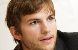 Ashton Kutcher vẫn được trả cát xê cao nhất