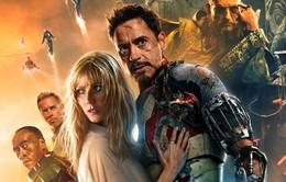 Iron Man 3 xô đổ một kỷ lục của The Avengers