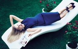 Bà chủ của Yahoo khoe dáng như người mẫu