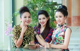 Ngắm ba hotgirl của Hoa nở trái mùa