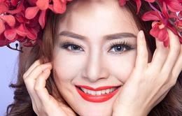 """Diễn viên Lan Phương: Tự hào """"sánh đôi"""" với sao Nhật Bản"""