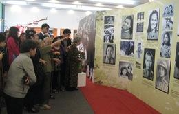 Ngợi ca phụ nữ qua triển lãm Kí ức Điện Biên