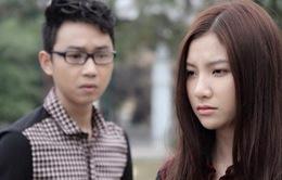 Hot girl Hạnh Sino đẹp dịu dàng trong phim mới