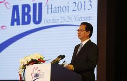 Thủ tướng phát biểu khai mạc kỳ họp ABU GA 50