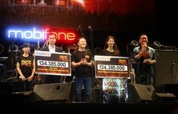 MobiFone Rockstorm tại Đà Nẵng - Dành gần 270 triệu đồng cho từ thiện