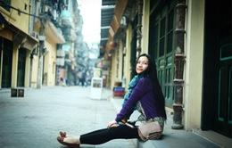 Kim Hiền: Tôi đang hạnh phúc...