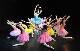 Kẹp hạt dẻ, vở ballet của Ngày giáng sinh