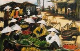Chợ - nét văn hóa đặc thù của người Việt