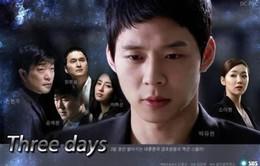 Three Days: Park Yoochun có làm nên kỳ tích?