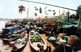 Chợ nổi miền Tây là khu chợ hấp dẫn nhất thế giới