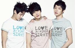 Mải đóng phim Park Yoochun vẫn ra album chung với JYJ
