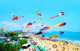 Festival Diều quốc tế đa màu sắc trên bầu trời TP biển Vũng Tàu