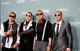 Nhóm nhạc Far East Movement trở lại Việt Nam