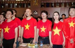 Nhiều nghệ sỹ nổi tiếng hát vì biển đảo Tổ quốc
