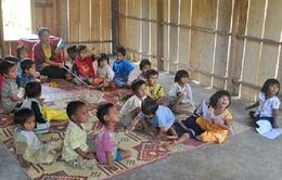 Quảng Ngãi: Thiếu trường, trẻ mầm non không được đến lớp