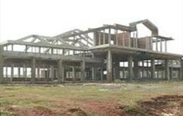 Quảng Trị: Nguy cơ xuống cấp công trình hàng chục tỷ đồng