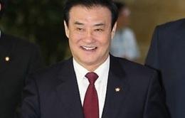 Chủ tịch QH Hàn Quốc thăm chính thức Việt Nam
