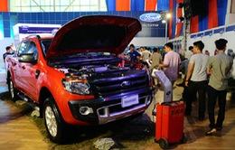 Không giảm thêm thuế, phí đối với ô tô năm 2013