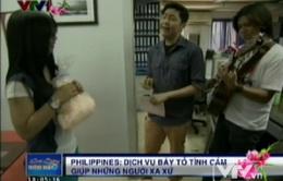 Philippine: Dịch vụ bày tỏ tình cảm dành cho người xa xứ