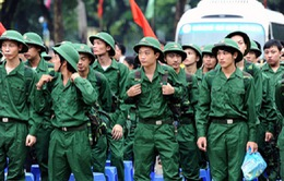 Đỗ đại học vẫn phải thực hiện nghĩa vụ quân sự