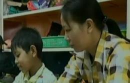 Đau xót bé 9 tuổi mắc bệnh hiểm nghèo