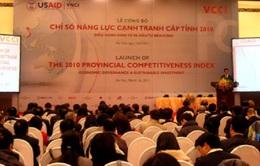 Hôm nay (14/3), công bố chỉ số cạnh tranh cấp tỉnh PCI