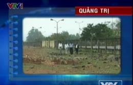 Bức xúc việc đập bỏ công trình tiền tỷ ở Quảng Trị