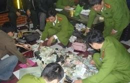 Phá thêm một sới bạc lớn ở Bắc Ninh