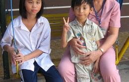 Dành trọn trái tim nhân ái cho trẻ khiếm thị