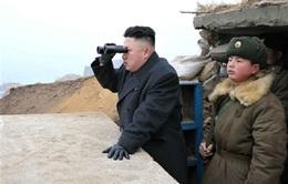 Tên lửa Triều Tiên đã sẵn sàng khai hỏa