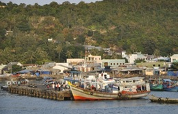 Kiên Giang: 100.000 đồng/ khối nước ngọt