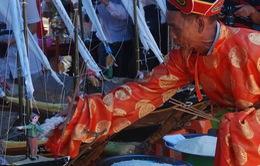 Đề nghị công nhận lễ khao lề thế lính Hoàng Sa là di sản văn hóa